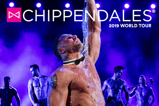 The Chippendales 2019